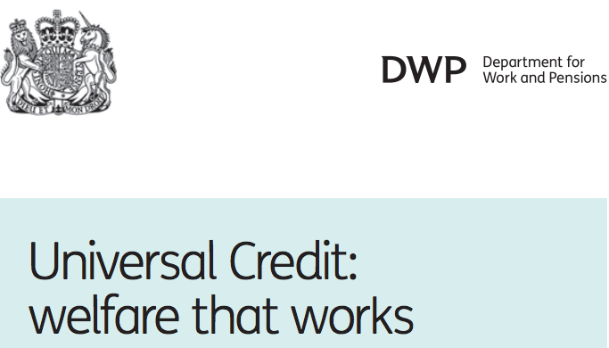Universal Credit Contact Number