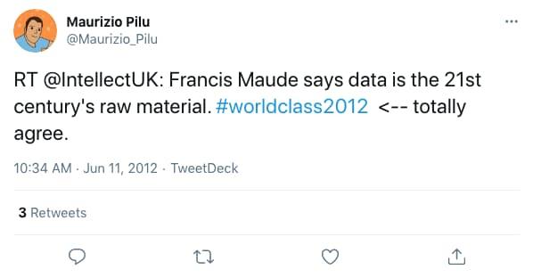 maurizio_tsb tweeted at 10:34 AM · Jun 11, 2012 (tweet content below)