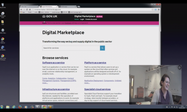 GDS Digital Marketplace
