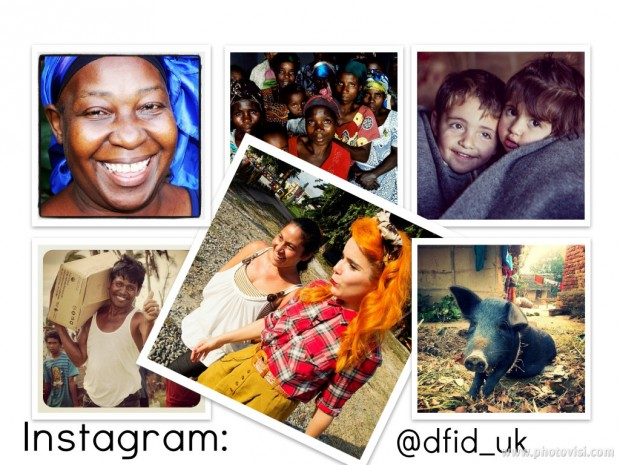 DfID on Instagram