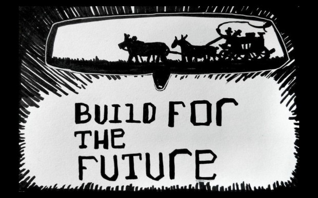 build for the future