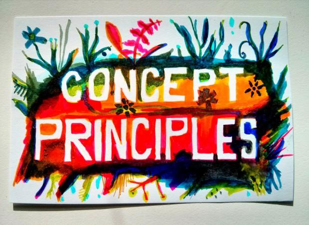 concept principles