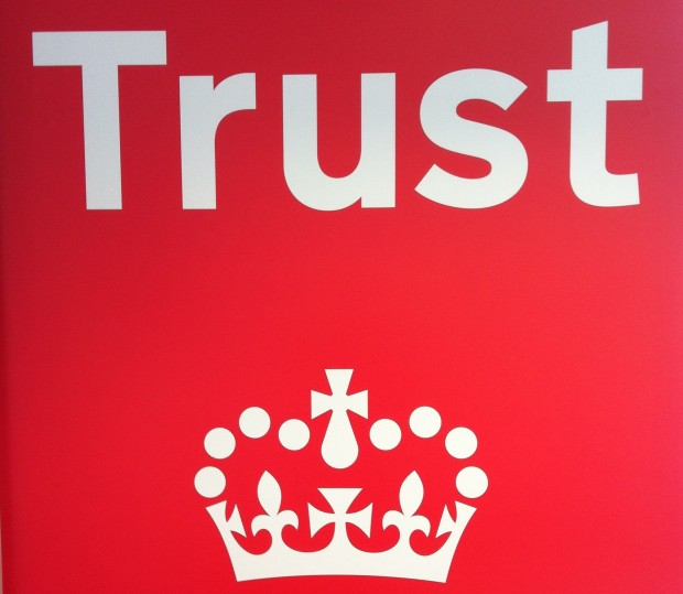 It's all about trust - auditing local government domains