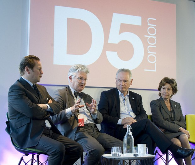 D5: the first summit for an international network of most digitally advanced governments in the world
