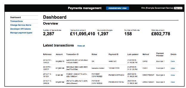 Payments screenshot 2