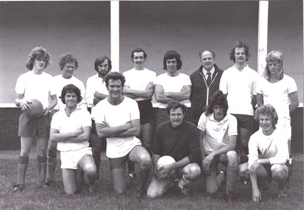 1972 Zennor/Gurnards Head Football Team