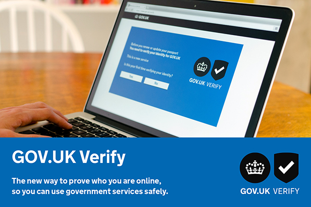 Fresh branding for the newly renamed GOV.UK Verify programme
