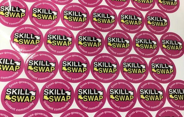skill swap stickers