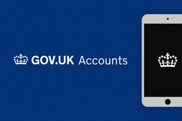 GOV.UK Accounts.