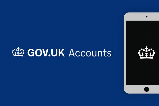 GOV.UK Accounts.